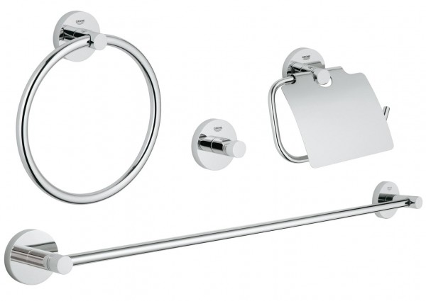 Grohe Essentials Bad Set 4 in 1