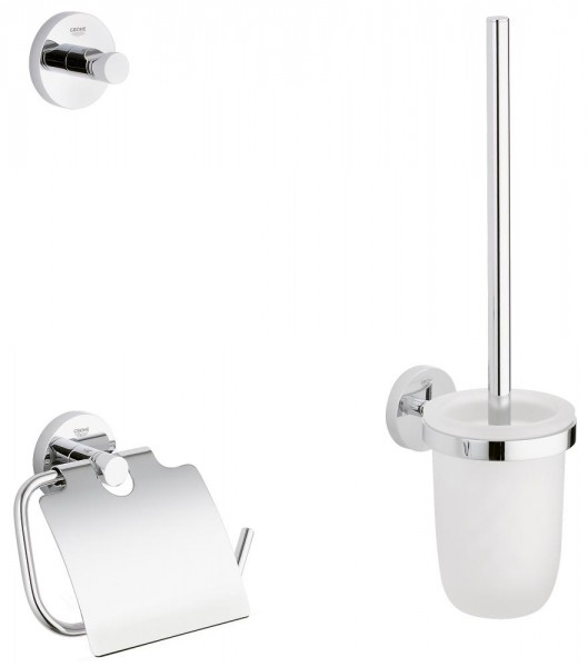 Grohe Essentials WC-Set 3 in 1